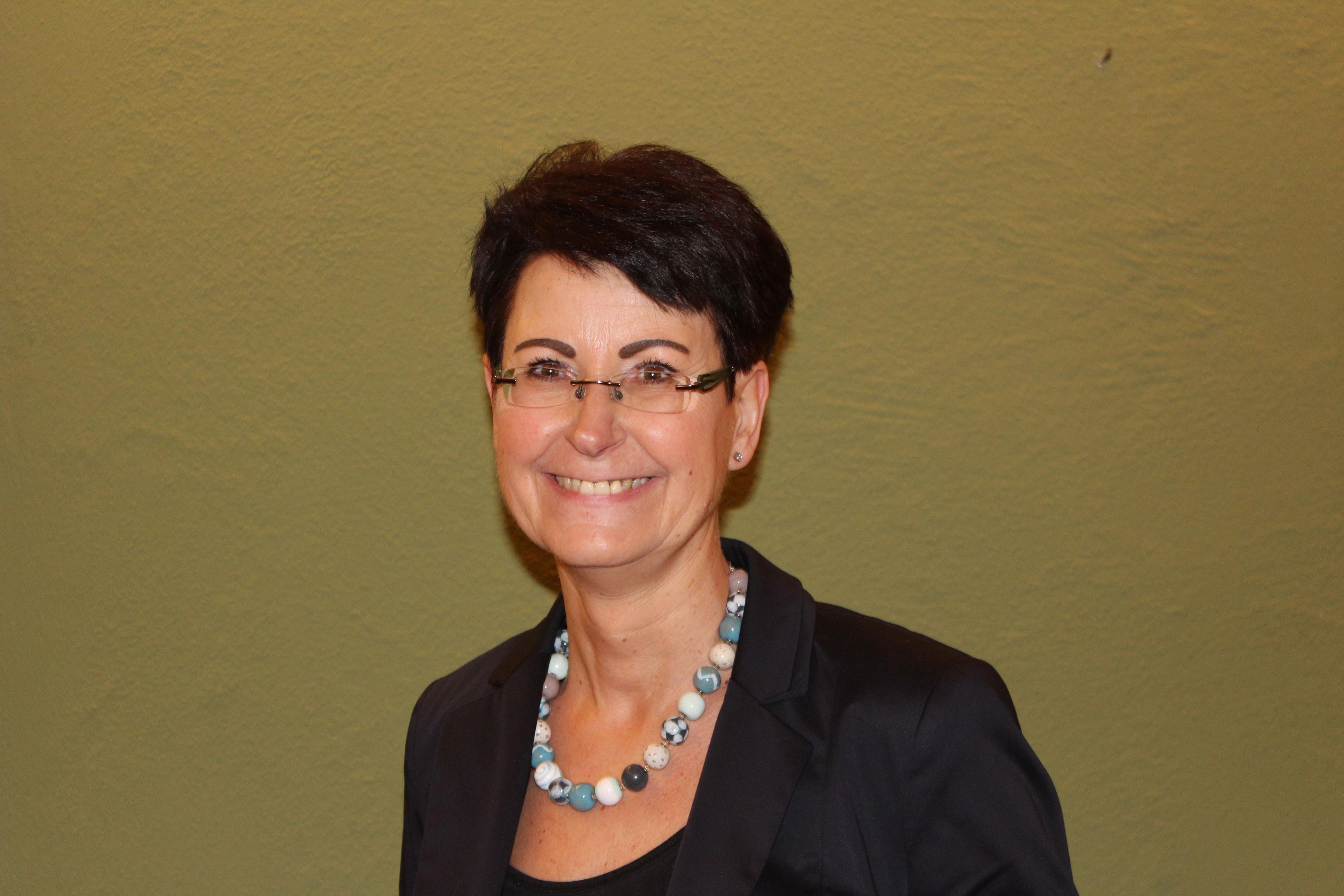 Barbara Horenkamp Vorsitzende Standesbeamten des Freistaates Nordrhein-Westfalen