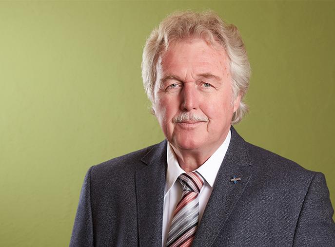 Klaus Holub PRÄSIDENT Bundesverband Standesbeamten