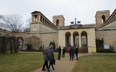 Barrierefreien Zugang an der Akademie verbessern Vorstand des Bundesverbandes tagt in Potsdam