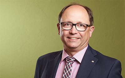 Andreas Beck zum Vizepräsidenten gewählt